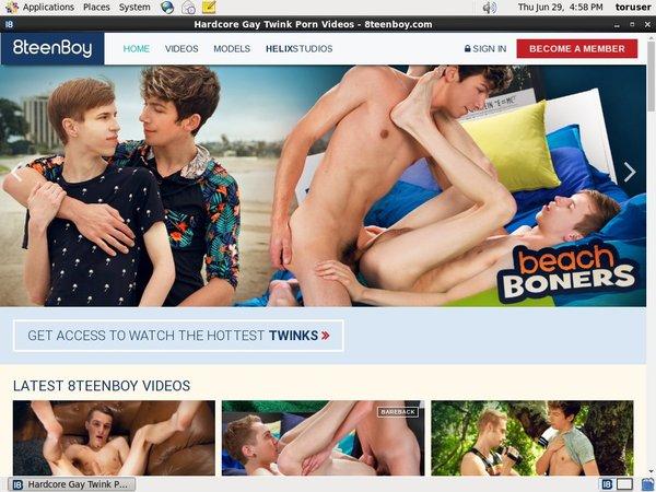 8teenboy.com Org