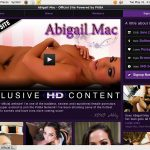 Abigailmac Discount Promotion