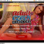Adultczechhardcore.com Buy Trial