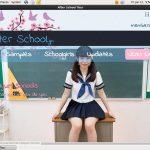 After School Japan Site