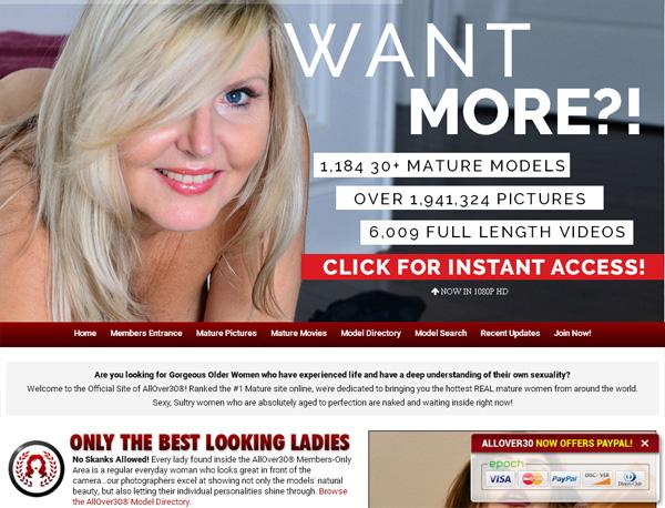 Allover30.com Ad
