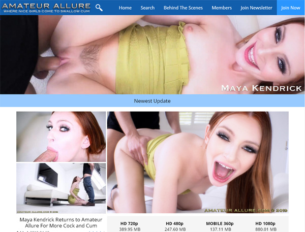 Amateur Allure Download