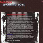 Amateur Spanking Boys Vids