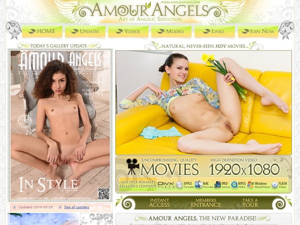 Amour Angels $1 Trial