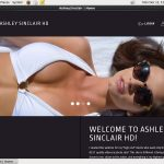 Ashley Sinclair HD Account And Password