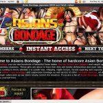 Asians Bondage Discount