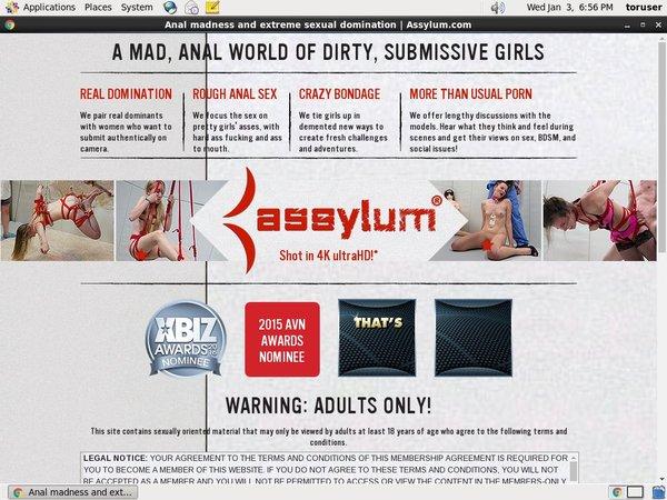 Assylum.com Anal