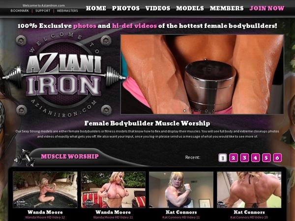 Azianiiron.com Discount Membership Deal