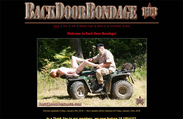 Backdoor Bondage Member