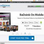 Badoinkgay.com Discount Url