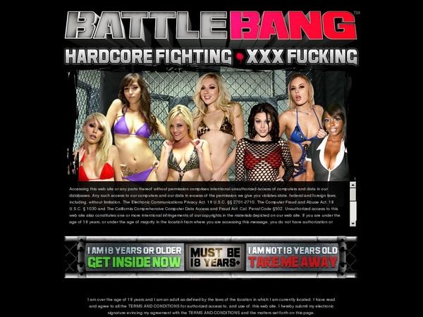 Battlebang.com Login Passwords