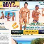 B-boyz.com Free Trial Offer