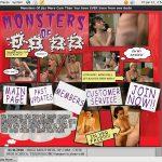 Best Monsters Of Jizz