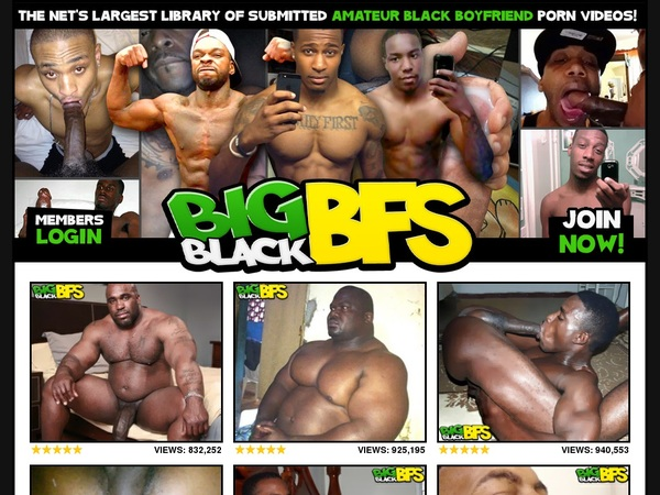 Big Black BFs Offer Paypal