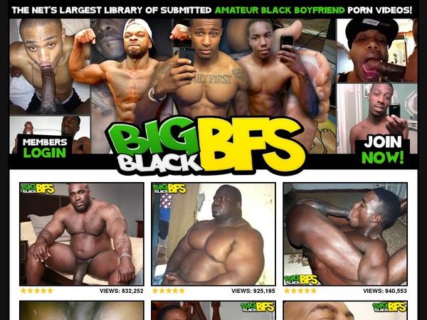 Big Black BFs Reduced Rate