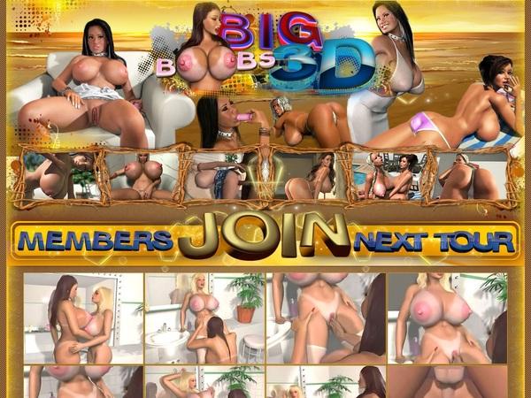 Big Boobs 3D Sets