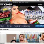 Big Tits Boss Limited Sale