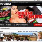 Bikini Crashers Allow Paypal