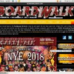 Boardwalk Bar Password Login