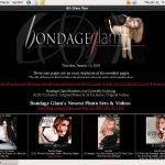 Bondage Glam (SAVE 50%) Discount
