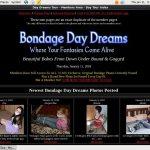Bondagedaydreams.com 密码