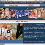 British Bukkake Babes Passwort