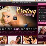 Britney Amber Hack Login