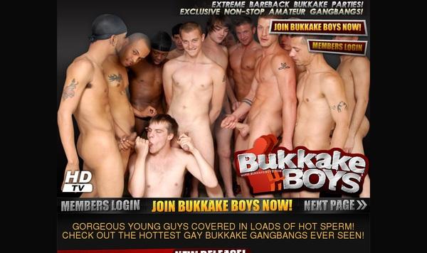 Bukkake Boys Site Discount