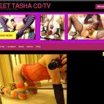 CD/TV Tasha Sweet Free Membership