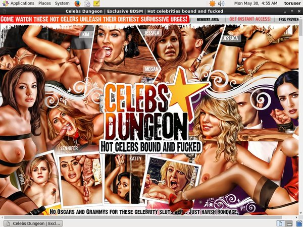 Celebsdungeon.com Join Discount