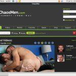 Chaos Men Password Hack