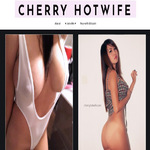 Cherry Hot Wife With JCB Card