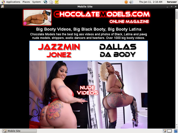 Chocolatemodels.com Discount Free Trial