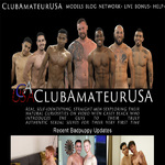 Club Amateur USA With Visa