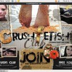 Club Fetish Crush Trial Membership
