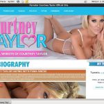 Courtney Taylor Join Again