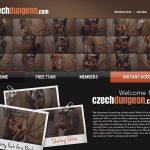 Czech Dungeon Membership Discounts