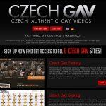 Czech GAV Porn Pass