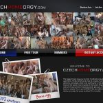 Czech Home Orgy Full Version