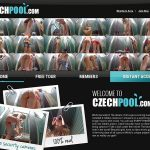 Czech Pool Hd Sex Videos