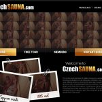 Czech Sauna Account Information