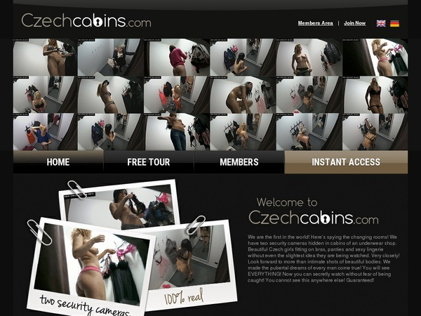 Czechcabins.com Hd Videos