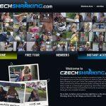 Czechsharking.com With Prepaid Card