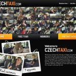 Czechtaxi.com Site