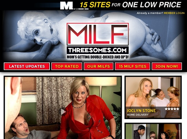 Discount Deal Threesomes MILF