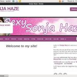 Discount For Sexy Sonja Haze