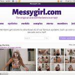 Discount Membership Messy Girl