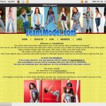 Discount Offer Jeansmodel