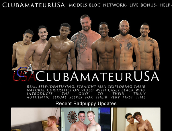 Discount Trial Club Amateur USA