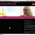 Discount Xxx Louloupetite